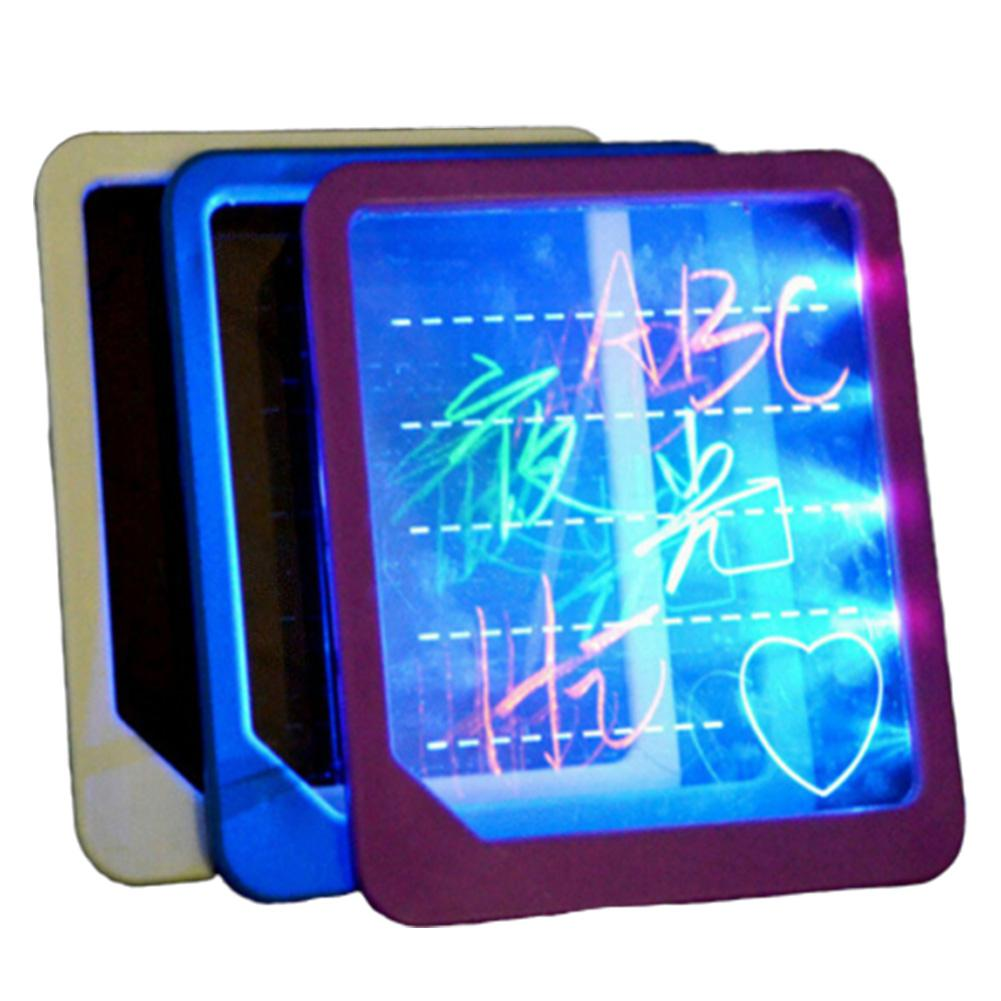 Writing Board Of Acrylic LED Electronic Fluorescent With Highlighter Pen