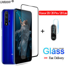 2-in-1 Camera Glass Honor 20 Pro 3D Protective Glass huawei-y6-2019 Screen Protector honor 20lite Tempered Glass honor 20 pro 2 in 1 camera len glass film honor 20 pro screen protector protective glass honor20 pro tempered glass honor20 honor 20 pro