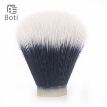Shaving-Brush Knot Synthetic-Hair Boti Brush-Tuxedo for 2th Thick Special Men's