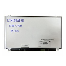 15.6 ''Laptop Lcd Led Screen Matrix LTN156AT35 NT156WHM-N10 LTN156AT35-P01 HD 1366*768 LVDS 40 Pins