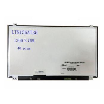 15.6'' Laptop Lcd Led Screen Matrix LTN156AT35 NT156WHM-N10 LTN156AT35-P01 HD 1366*768 LVDS 40 Pins