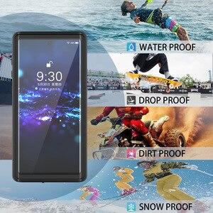Image 2 - Şnorkel için orijinal su geçirmez kılıf Samsung not 10 artı kılıf dalış sualtı kapak Samsung Galaxy not için 10 artı kabuk