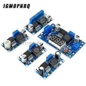 LM2596 LM2596HVS power supply module DC-DC BUCK 3A adjustable buck module regulator ultra LM2596S Step down 24V switch 12V 5V 3V(China)