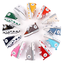 Shoes Newborn Sports Sneakers Anti-Slip Soft-Sole Canvas Baby Toddler Infant Baby-Boys-Girls