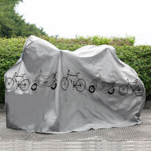 Bicycle Rain Cover Outdoor Waterproof Dustproof Mountain Bike Protection Indoor Protector Covers for Accessories