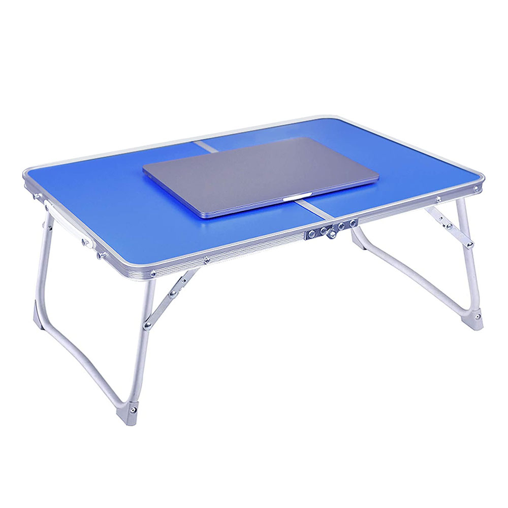 Foldable Laptop Table Lapdesk Breakfast In Bed Tray Portable Mini Picnic Table Notebook Stand Read Book Holder For Couch Floor