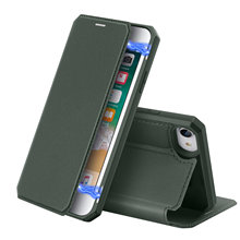 For iphone SE 2020 IOS SE 2020 DUX DUCIS Skin X Series Leather Wallet Case Flip Case Magnetic Closure Super Fashion Top PU+TPU