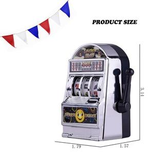 Image 5 - Mini retro console de jogo máquina caça níqueis frutas handheld diversão presente aniversário crianças brinquedo educativo leve suporte do navio da gota para o miúdo