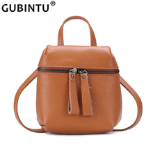 Genuine Leather Crossbody Bags for Women Personalized Phone Pouch Ladies Small Shoulder Bags Fashion Female Messenger Bag Newest venof fashion genuine leather phone mobile bag small crossbody bags for women simple leather ladies shoulder messenger bags 2019