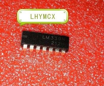 10PCS LM339N DIP14 LM339 DIP