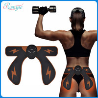 EMS стимулятор мышц бедра утягивающий корсет продукты фитнес тренировка прикладом подтягивание похудение тонкий патч