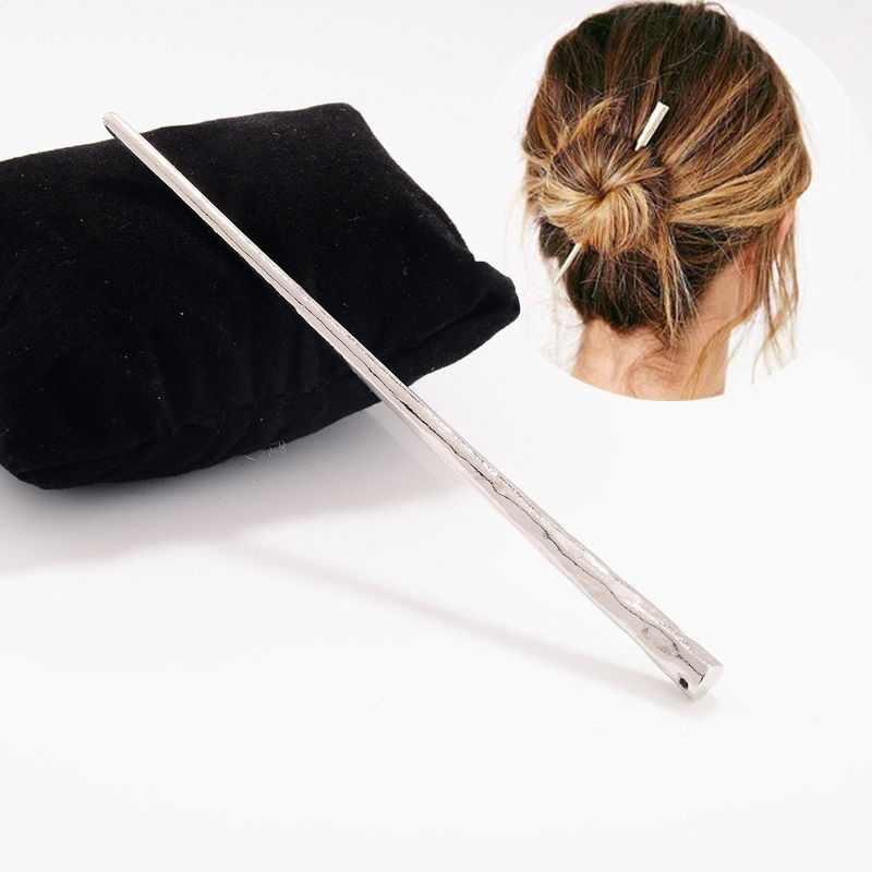 Buatan Tangan Fashion Buatan Tangan Rambut Stick Rambut Sumpit Jepit Rambut Pin Sanggul Rambut Aksesoris Wanita