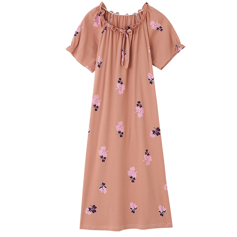 Small Pink Nightgown Short Vintage ..