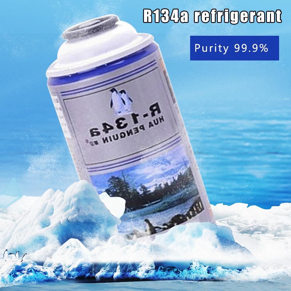 Автомобильный охлаждающий агент R134a для кондиционера, охлаждающий агент R134A, замена фильтра для холодильника и воды