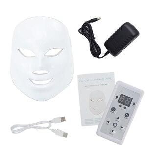 Image 5 - Missheart 美容光子 led フェイシャルマスク治療 7 色ライトスキンケア若返りしわにきび除去顔美容