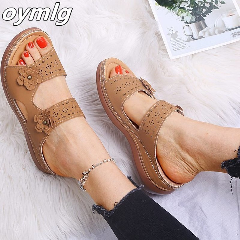 Chinelos femininos sandálias de verão sapatos azuis