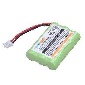 1X 1100 mAh Replacement MBP33 NI-MH Battery for Motorola MBP-33 MBP33S MBP36 MBP36S MBP36PU MBP43 CB94-01A Baby Monitor Battery image