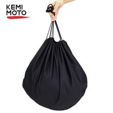 KEMiMOT универсальная мотоциклетная сумка для велосипедного шлема Топ Чехлы Drawstri мотоциклетные сумки для инструментов для BMW для Yamaha для Honda
