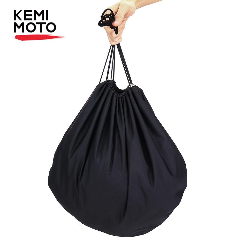 Универсальная мотоциклетная сумка для велосипедного шлема KEMiMOT, топ-Чехлы, сумки для инструментов для мотоциклов для BMW для Yamaha для Honda