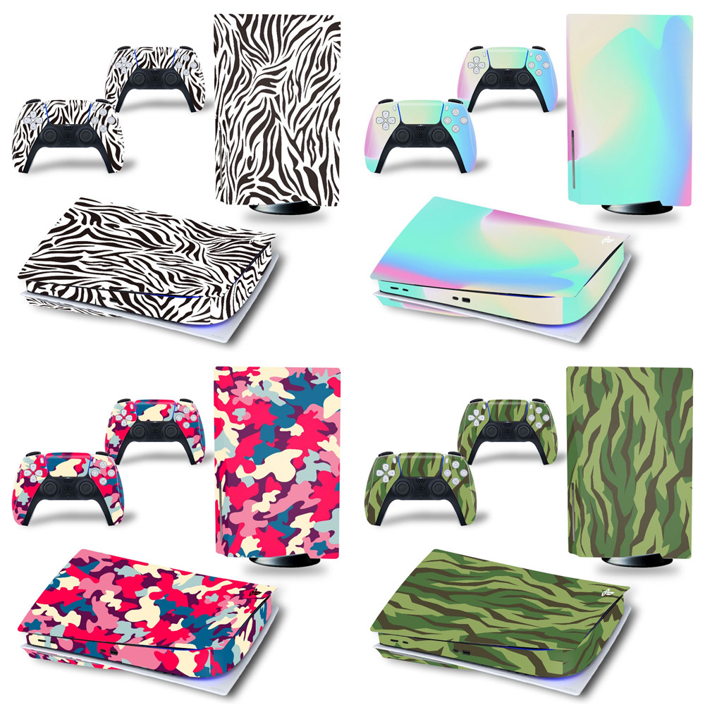 New Arrival New Product Protective Vinyl for PS5 Disk Skin Sticker Game Decal 1