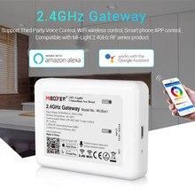 WL Box1 LED WIFI בקר חכם אלחוטי 2.4GHz Gateway קול WiFi rgb בקר עבור Mi אור נורת LED רצועת אור מנורה