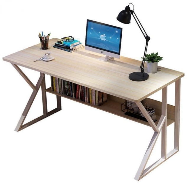 Computer Desk, Desktop, Family Bedroom, Rectangle, Simple Modern Desk, Student Desk, Desk, Simple Desk