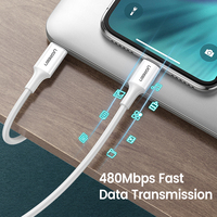 Ugreen USB C Cable to Lightning Cable for iPhone X XS XR 8 18W PD 3