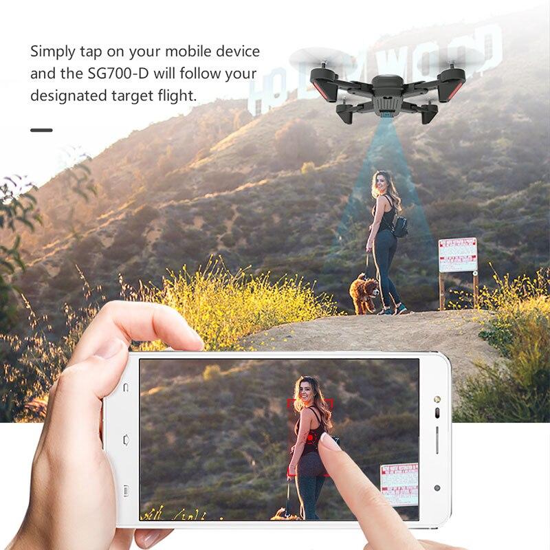 JJRC X3P Радиоуправляемый Дрон с Wi Fi FPV 1080P HD камера gps бесщеточный удержание высоты мини Квадрокоптер Вертолет VS XS809HW E58 X12 Дрон - 5