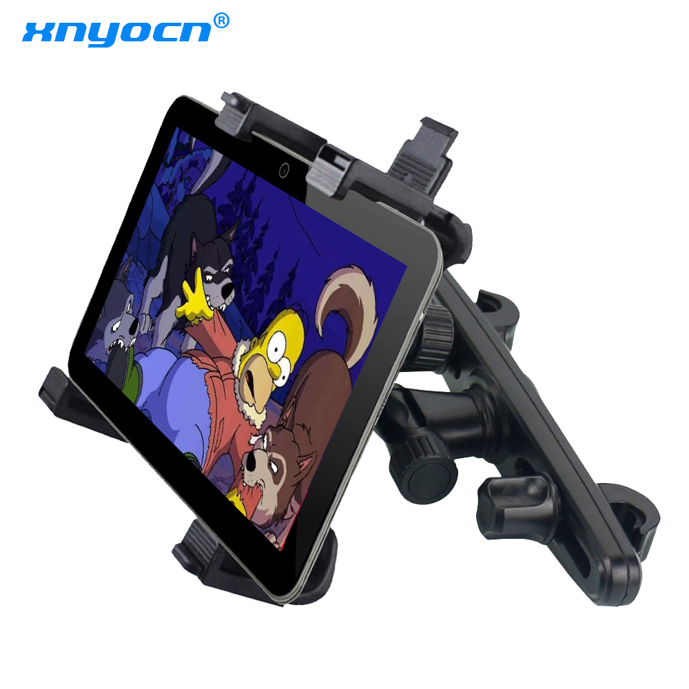 Universal Fashion hot car pillow bracket Car Back Seat Headrest Mount Holder for iPad 2/3/4/5 Galaxy Huawei Tablet PCs Stand