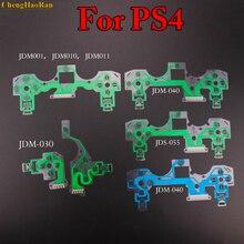 プレイステーション 4 PS4 プロスリムコントローラー導電性フィルムキーパッドフレックスケーブルデュアルショック 4 リボン回路ボード JDS 050 040 030