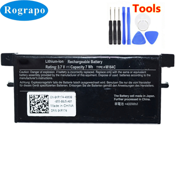 New 3.7V 7Wh Replacement Battery For DELL PERC 5/E 6/E H700 H800 GC9R0 KR174 M164C M9602 X8483 PERC 512M6GB Accumulator image