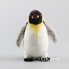 23 см Супер Мягкий пингвин плюшевые игрушки и милые носки с рисунками зверей из мультфильмов, похожая на настоящую мягкая игрушка-пингвин ку...