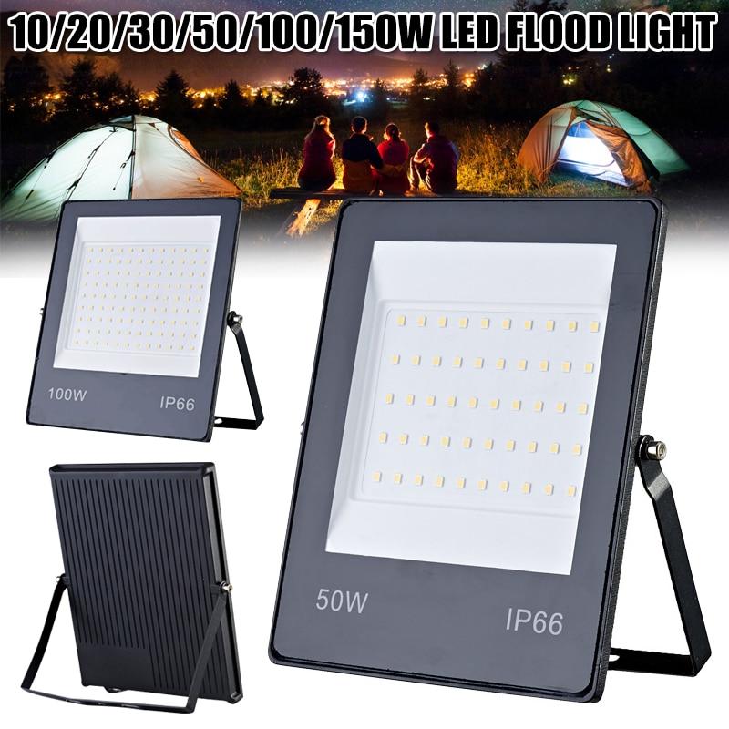 Прочный супер яркий светодиодный прожектор, водонепроницаемый легкий уличный светильник льник безопасности SAL99