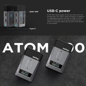 Image 4 - Vaxis ATOM 500 sans fil émetteur récepteur 1080P HD double HDMI Image vidéo sans fil système de Transmission photographie caméra