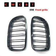 Замена передней решетки «ноздри» гоночная решетка для BMW 3 серии E90/E91 2008-2011 320i 318i 325i 328i LCI 4 двери салон