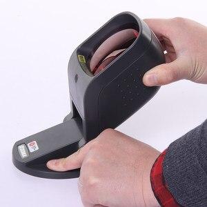 Image 4 - Zebex Z 6170 Hands Free Laser Omnidirectional Barcode Scanner Desktop Bar Code Reader