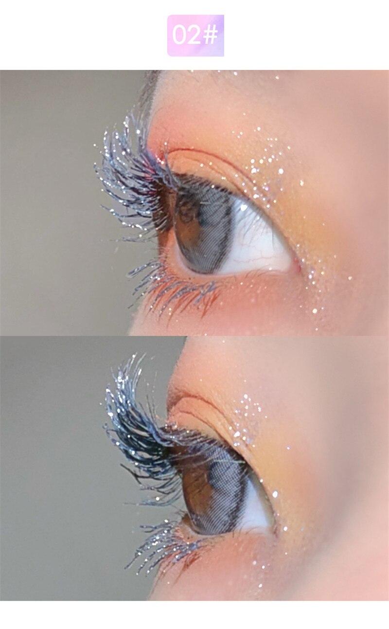 Waterproof Diamond Eyelash Mascara