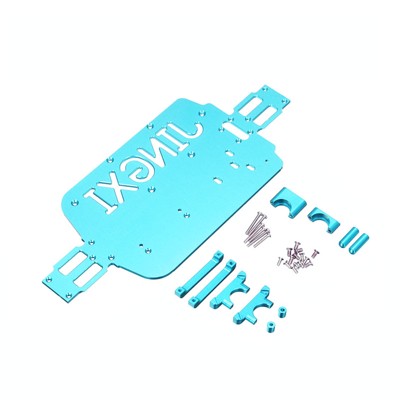 Upgrade Metal Chassis Parts For WLtoys A959 A979 A959B A979B RC Car Replacement