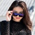 Мужские и женские солнцезащитные очки FENCHI, поляризационные солнцезащитные очки больших размеров 2020, зеркальные женские классические бренд...