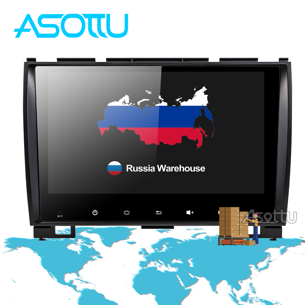 Asottu CH59081 2G+32G  Android 8.1 Car Dvd For Haval Hover Great Wall H5 H3 Car Radio Gps Naviagtion Car Multimedia Dvd Player