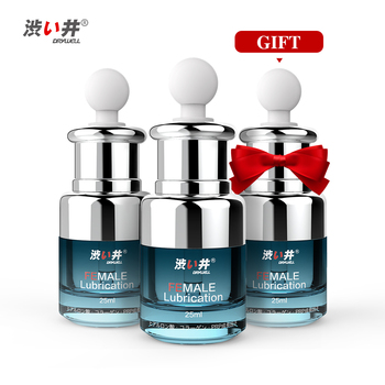 DRY WELL Hyaluronan Lubricants for Sex Vagina Moisturizer Sexual Lubricant Silk Touch Anal Sex Gel for Womens Buy 2 Get 1 Free