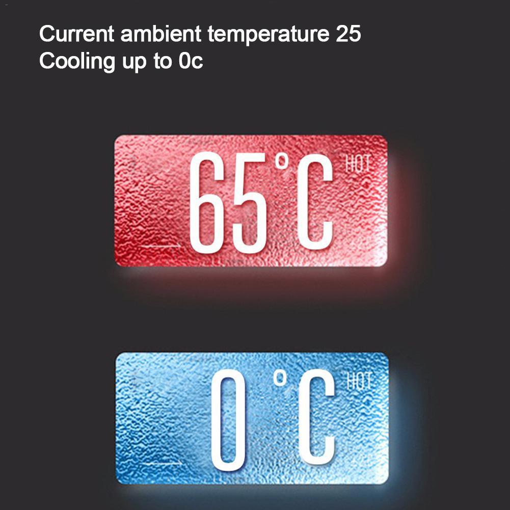 Автомобильный холодильник, 12 В, 6-12 литий-ионных аккумуляторов 4