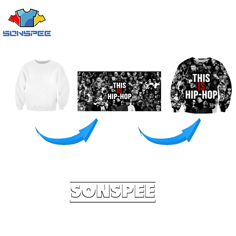 Hot Sales Customize 3D Print DIY T-shirt Women/Men Honey Harajuku Hoodies Rock Band Game Leggings Homme Sweatshirt Kids Zipper