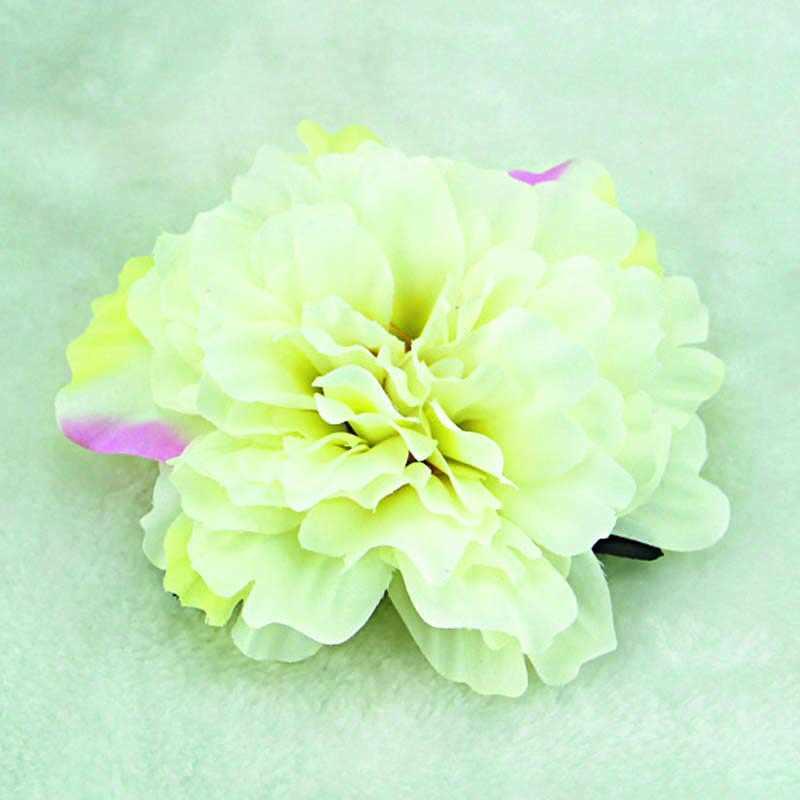 1/шт цвет ручной работы имитация розы с зелеными листьями Свадебные украшения Шелковые цветы Пластиковые цветы искусственные цветочные аксессуары