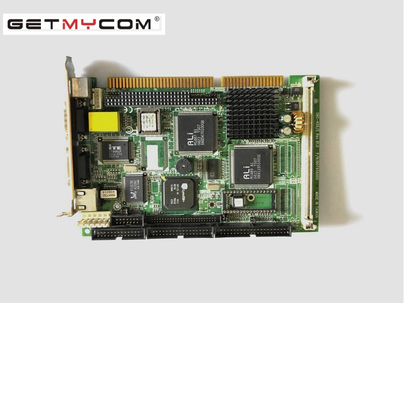 Geymycom carte de commande équipement industriel SBC456 SBC456E SBC-456/E REV B1.0 demi-taille carte
