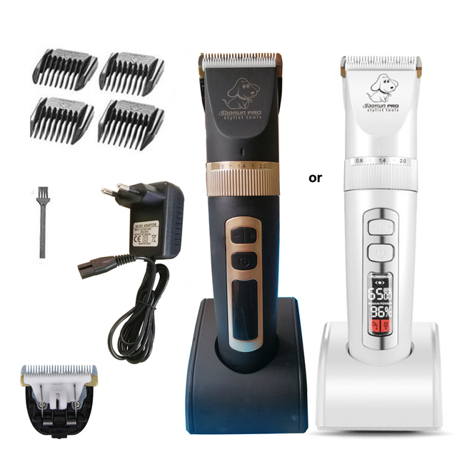 Electric Pet Grooming Kit For Dogs 1