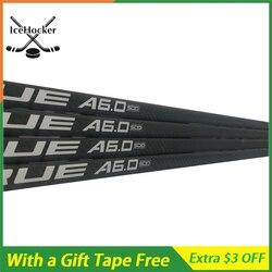 Modèle populaire bâtons de Hockey sur glace A 6.0 sbp TC2 Flex 75/85 100% bâton de Hockey sur glace en Fiber de carbone avec une bande gratuite livraison gratuite