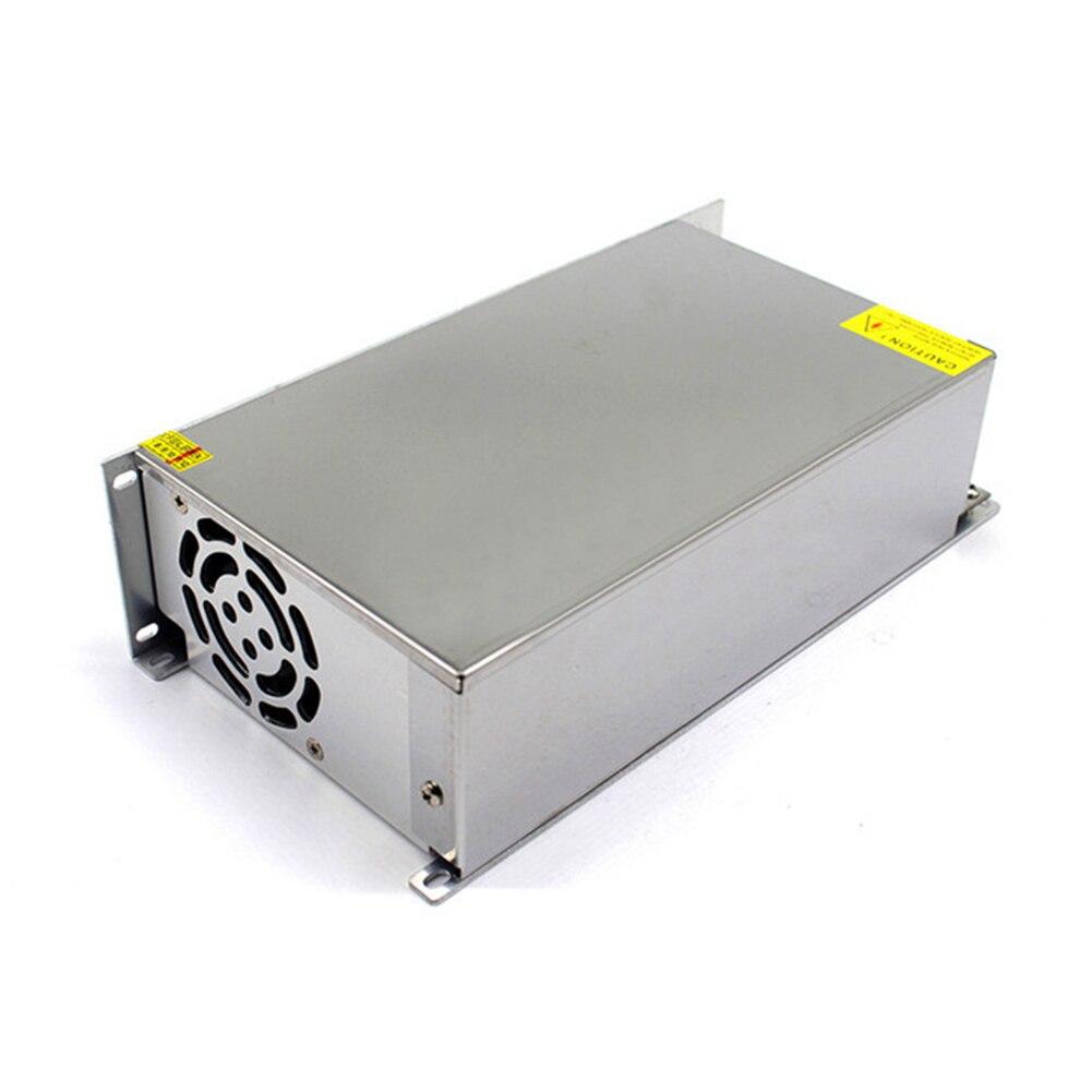 DC24V 720W 800W 1000W jusqu'à 29A 33A 41.7A Source d'alimentation à découpage transformateur Source de commutation adaptateur d'alimentation 110V 220V