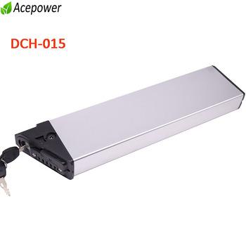 DCH-015 48 V Ebike baterie 48 V 10Ah 14Ah wbudowany składany rower elektryczny akumulator tanie i dobre opinie CN (pochodzenie) Rohs 10-20ah Bateria litowa 10-14Ah Brand Samsung18650 3 7V Cells 48v ≤ 500w 800~1000 cycles 1 Year