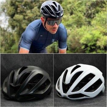 Marca superior capacete de ciclismo vermelho aero segurança capacete da bicicleta mtb estrada capacete ao ar livre esporte boné casque peter 1
